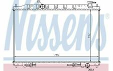 NISSENS Radiateur moteur pour NISSAN MURANO 68712 - Pièces Auto Mister Auto