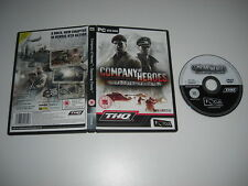 Company Of Heroes OPPOSING FRONTS Pc DVD Rom FO Standalone Expansion - Fast Post