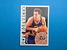 1995-96 Panini NBA Basketball Sticker N.191 Jeff Hornacek Utah Jazz