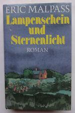 Lampenschein und Kerzenlicht Eric Malpass 1985 Roman Buch
