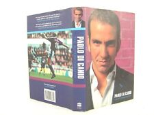PAOLO DI CANIO : THE AUTOBIOGRAPHY 2000 HC GD  UK 1ST 'SIGNED'