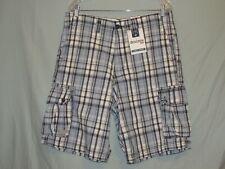 NWT Levis Denizen Cargo Shorts 34 (actual) 100% Cotton New