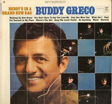 "BUDDY GRECO ""BUDDY'S IN A BRAND NEW BAG"" POP VOCAL 60'S LP REPRISE 6230 STEREO"