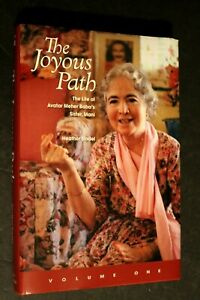 RARE    The Joyous Path : The Life of Avatar Meher Baba's Sister, Mani   (Vol 1)