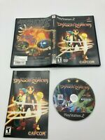 Sony PlayStation 2 PS2 CIB Tested Complete Breath of Breath Dragon Quarter Ships