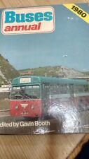 Buses Annual 1980