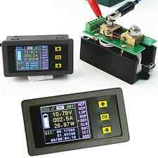 VAC1100A DC 120V 100A LCD Voltímetro/Amperímetro/Power Meter/capacidad Contador de Coulomb