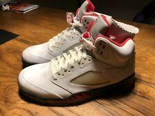 Nike Air Jordan V / 5 Fire Red EU 43 US 9.5 NEW DS Deadstock