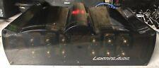 Old School Lightning Audio Scc1 50 Farad Capacitor,Rare,Fosgate,Us a