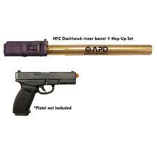 HFC M17 M19 Darkhawk Inner Barrel Hop Up Set GBB 189 Gas Blow Back Pistol