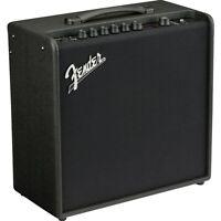 Fender Mustang LT50 50W 1x12 Guitar Combo Amp Black