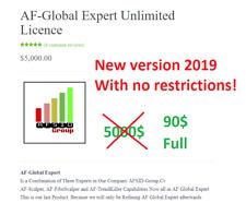 Advisor forex AF-Global Expert 2 update 2019  (mt4) + bonus gift