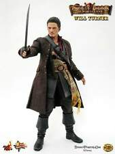 HOT TOYS 1/6 PIRATES OF THE CARIBBEAN MMS56 WILL TURNER MASTERPIECE FIGURE