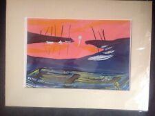 Peter Scott Hand painted signed Original bespoke Wells Next The Sea North Norfol