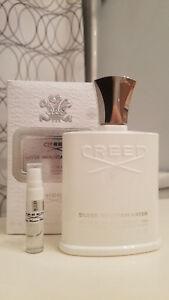 Creed Silver Mountain Water EDP 5ML Glass Travel Spray Atomizer Sample