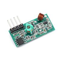 Arduino 433Mhz RF Wireless Transmitter Module and Receiver Kit 5V DC Raspberry