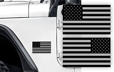 Black Ops Usa American Flag Stickers | Decals Emblems Pickup Truck Suv 4x4 Car