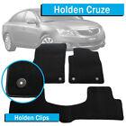 Holden Cruze - (2009-2013) - Tailored Car Floor Mats - Sedan Wagon Hatch