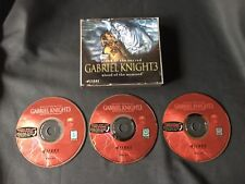 Gabriel Knight 3: Blood of the Sacred, Blood of the Damned (PC, 1999) PREOWNED