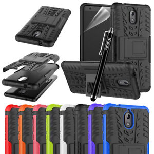 For Nokia 3.1 Case Heavy Duty Hard Hybrid Armor Drop Protection Shockproof Cover