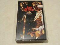 John Denver The Wildlife Concert VHS