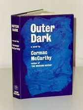 1st Print Outer Dark Cormac McCarthy Andre Deutsch 1970 UK HB Blood Meridian