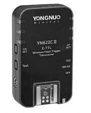 Single Yongnuo Updated YN-622C II HSS TTL Wireless Flash Trigger  for Canon