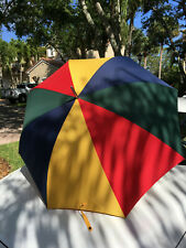Authentic LONG CHAMP Signarure MulticolorX-Large Umbrella