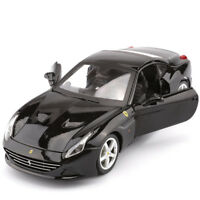 Bburago 1:24 Ferrari California T Diecast Model Sports Racing Car Vehicle Black