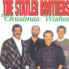 Statler Brothers : Christmas Wishes CD