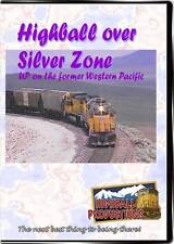 Highball Over Silver Zone DVD NEW Union Pacific UP Salt Lake City - Winnemucca