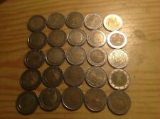50 € - 25 2 Euro coins foreign exchange lot