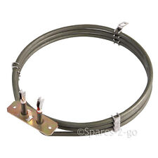 2200W Fan Oven Element for Caple Kenwood Cooker 3 Turn Spare Part