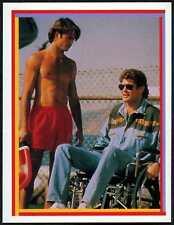 David Hasselhoff (Mitch Buchannon) #24 Baywatch Merlin 1993 Sticker (C1255)