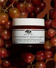 OriginsHigh-Potency Night-A-Mins Resurfacing Cream, 1.7-oz./50ml New In Box