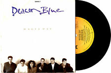 "DEACON BLUE - WAGES DAY - 7"" 45 VINYL RECORD PIC SLV 1989"