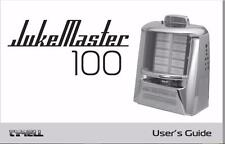 Tyrell JukeMaster 100 Support User's Manual, Make Custom CD/Card Program MORE