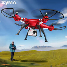 Syma X8HG 2.4G 8.0MP Camera Hovering Drone with SD Card 6-Axis Gyro Quadcopter