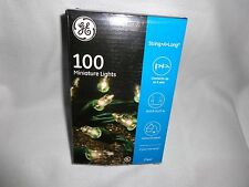 100 Clear Mini Lights Ge String A Long Lights Indoor Outdoor Top Selling Lights
