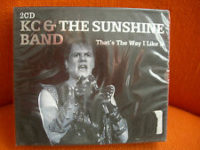 2 CD – KC & SUNSHINE BAND : THAT'S THE WAY... – COMPILATION BLACK BOX 2007  NEUF