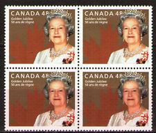 Canada 2002 Sc1932 Mi2022 4.40 MiEu 1bl mnh Reign of Queen Elizabeth II Anniv.