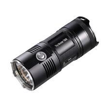 Lampe torche compacte Nitecore TM06 4000 Lumens police sécurité militaire