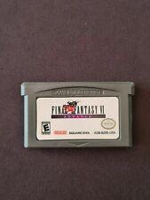 New listing Final Fantasy Vi Advance | Nintendo Gba Tested |