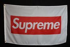 Supreme Banner Flag ~ Swaggy Design Hat Shirt Van Snap