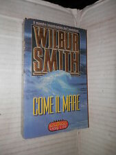 COME IL MARE Wilbur Smith Jimmy Boraschi SuperPocket 2 1997 romanzo libro di