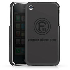 Apple iPhone 3Gs Premium Case Cover - Fortuna All Grey