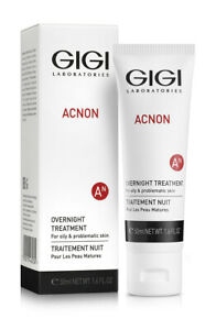 Gigi Acnon Overnight Treatment cream for acne-prone skin 50ml