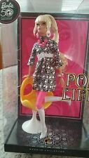 NRFB 2008 Pop Life Collection Pop Life  Barbie Doll