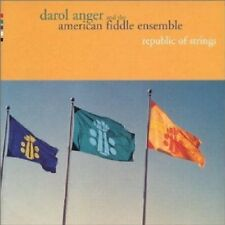 Darol Anger and The American Fiddle Ensemble - Republic Of Strings [CD]