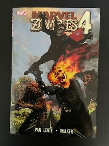 Marvel Zombies #4 2009 1st Print Hard Cover Signed Suydam High Grade Marvel OS-4